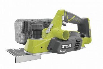 Dane techncizne:Zasilanie 18V One+Głębokość strugania 1,6 mmSzerokość strugania 82 mmPrędkość 0-11000 /minOpis:Strug akumulatorowy z odlewaną stopą aluminiową!Zrezygnuj z męczącego strugania ręcznego! Teraz masz do dyspozycji nowoczesny strug akumulatorowy z serii One+ marki Ryobi. Model R18PL-0 z odlewaną stopą aluminiową, optymalną szerokością strugania, dwustronnymi nożami strugarskimi i wydmuchem z workiem na wióry spełni Twoje oczekiwania.Jedną z największych zalet struga jest odlew...