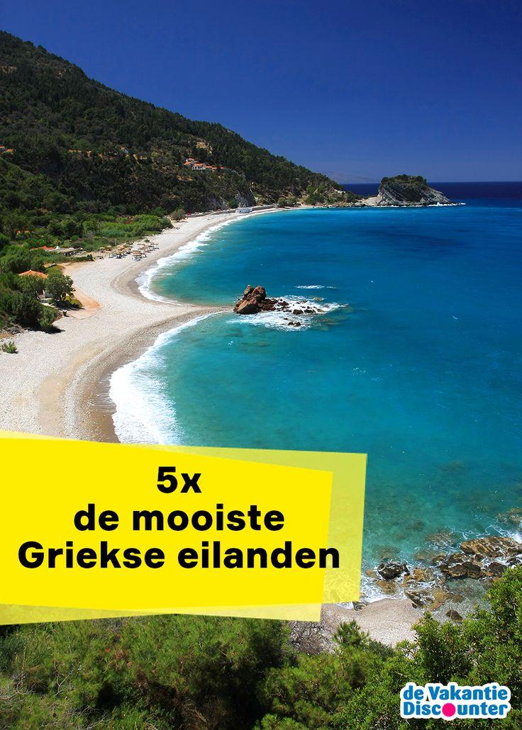 Dat de Griekse eilanden een geweldige vakantiebestemming zijn, dat wist je natuurlijk al. Maar er zijn er zoveel – meer dan 6.000, waarvan 227 bewoond! – dat je door al die eilanden misschien het bos niet meer ziet. Om je op weg te helpen bij je keuze zetten we onze top 5 Griekse eilanden op een rij.
