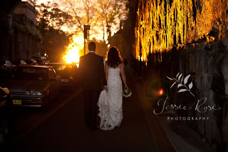Ash & Rob @ Jessie Rose Photography - #silhouette #sunset #bride #groom #spring #wedding #photography #weddingphotography #jessierosephotography #springwedding