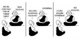 Sabedoria vs Experiência
