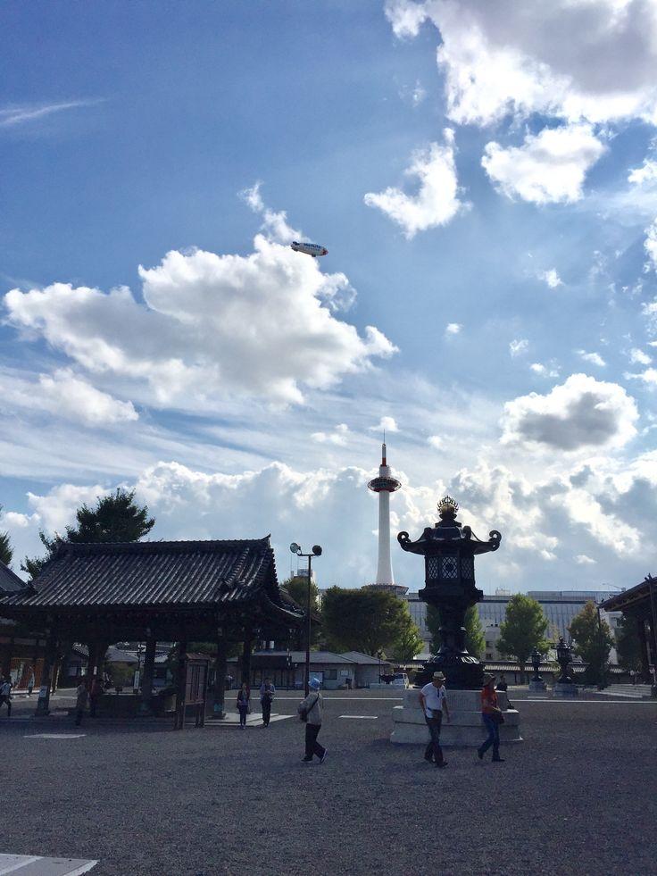 at Nishi-Honganji