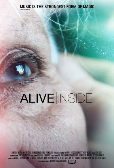 """Alive Inside"" profiles seven elderly people suffering from dementia and shows the transformation that occurs when they're given iPods loaded with their favorite songs from years ago."