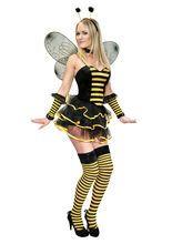 Biene Tierkostüm Damen  #Bienenkostüm #biene