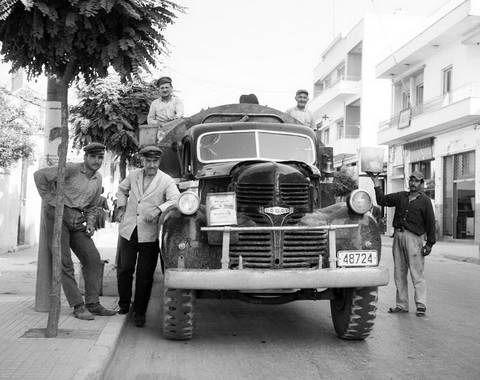 Tloupas.gr -Σκουπιδιάρηδες στη Λάρισα 1964