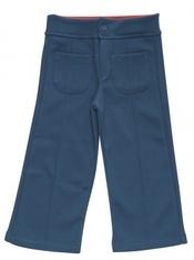 Blauwe broek - Dis Une Couleur  Killer pants, man! De stretch broek ademt pure retro-stijl uit. Wij zijn officieel jaloers! € 54,95-
