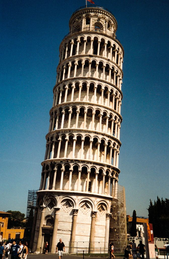 Leaning Tower of Pisa http://www.guiddoo.com/