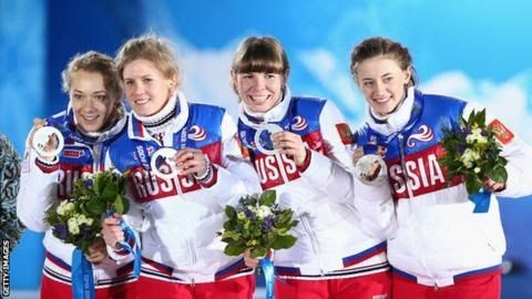 Five  more Russian athletes have been banned from the Olympics for life as a  result of the International Olympic Committee's investigations into the  country's doping scandal.  Sergei Chudinov Aleksei Negodailo Dmitry Trunenkov Yana Romanova and Olga Vilukhina have all been punished. The IOC announced the first Russian bans based on the findings of the 2016 McLaren report on 1 November. On Monday it published a full decision on one of the bans for the first time. In  it the IOC's…
