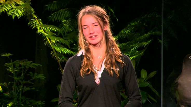Laura Dekker was the youngest women ever to circumnavigate earth. In this Ted Talk she talks about her dream and experiences. #Endurance, #Maidentrip