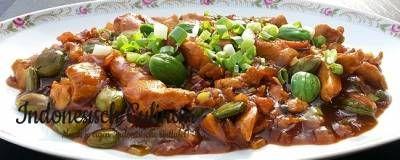 Ayam Peteh Ketjap - Indonesisch recept | m.indonesisch-culinair.nl