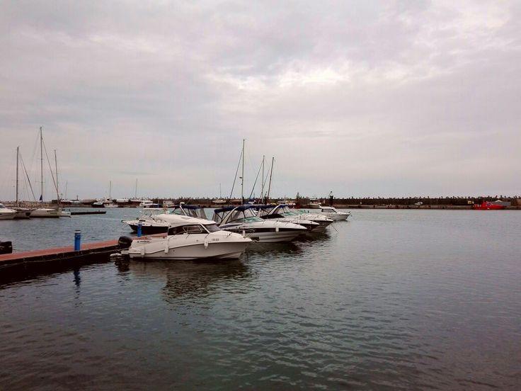 Port boats