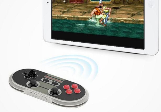 NES30 Pro Bluetooth Game Controller Play Games on Any Device: Meet the World's First Wireless, Universal NES Controller with Full Button Use Nostalgia is a wonderful thing.  for many of us who grew...
