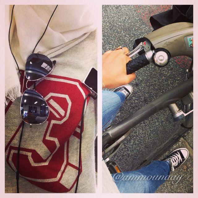 Sportswear Hijabi. Move it up :) #HijabiFashion