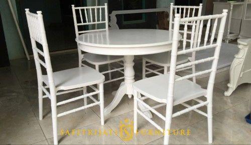 meja Kursi makan tifani jepara