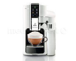 SAECO Ekspres SAECO Cafissimo Latte Biały