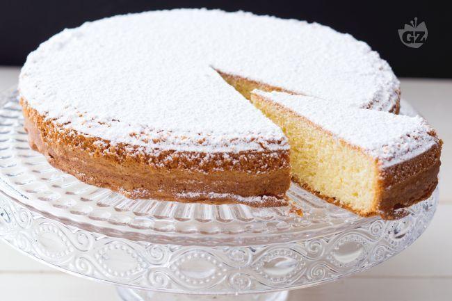 La torta paradiso è un dolce delicato, preparato con base tipo pan di spagna con l'aggiunta di burro e lievito, aromatizzata agli agrumi e vaniglia!