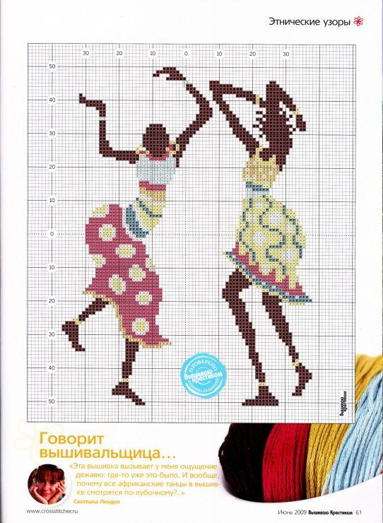 femmes africaines dansent
