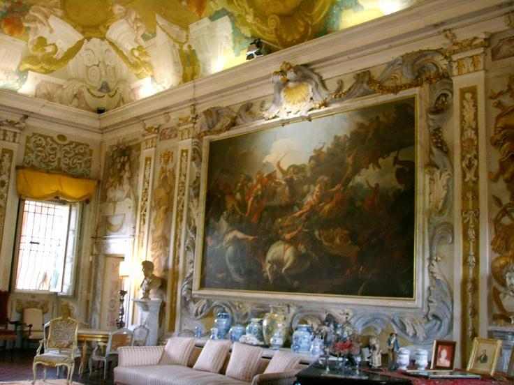 Villa torrigiani di lucca, Italy