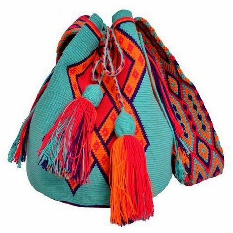 crochet wayuu bags patterns