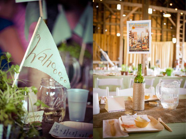 242 best capitol romance centerpieces images on pinterest diy rustic wedding centerpieces becky bonnies rustic diy maryland farm wedding images junglespirit Gallery