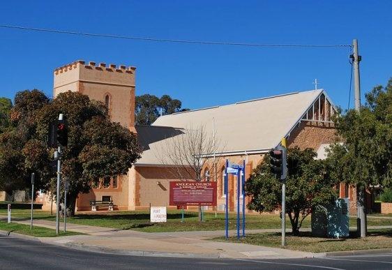St Margaret of Scotland Anglican Church, Mildura