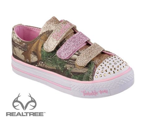 Girls' Twinkle Toes: Shuffles - Lil Hunter S Lights. Your girl will be