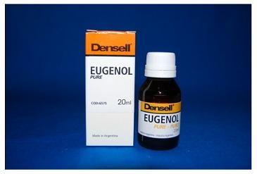 EUGENOL • Contiene: Frasco x 10, 20 y 30 ml - Cod 6575/ 75-10/ 75-30