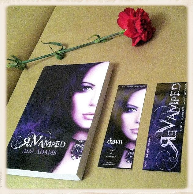ReVamped Book and Bookmark