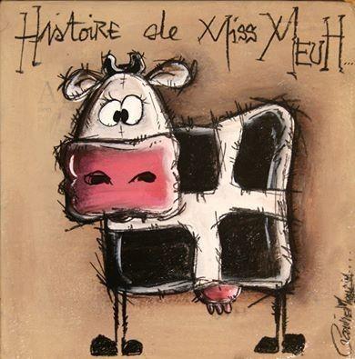 1000 id es sur le th me la peinture de vache sur pinterest art de vache peintures et beaux arts. Black Bedroom Furniture Sets. Home Design Ideas