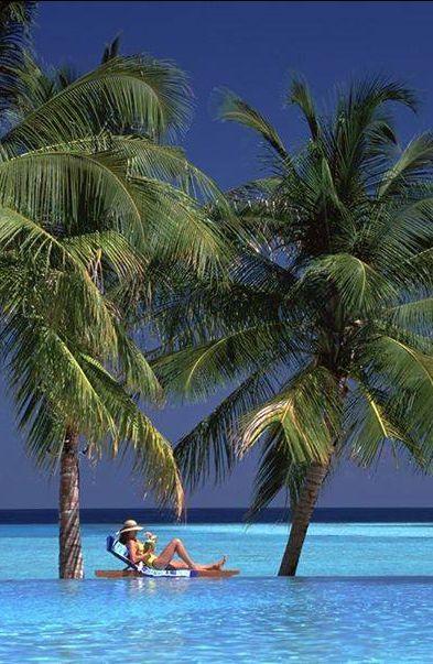 The Perfect Winter Escape..Maldives , from Iryna