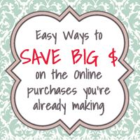 Crazy useful tips on how to save money on ALL your online purchases! viewalongtheway.com