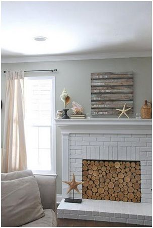 Creative Ways to Decorate Your Restored Fireplace - International Institute Of Home Staging