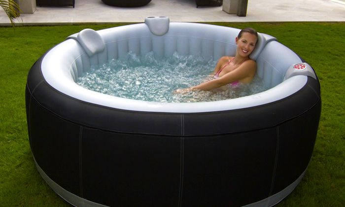 25 best ideas about spa gonflable on pinterest piscine - Jacuzzi gonflable occasion ...