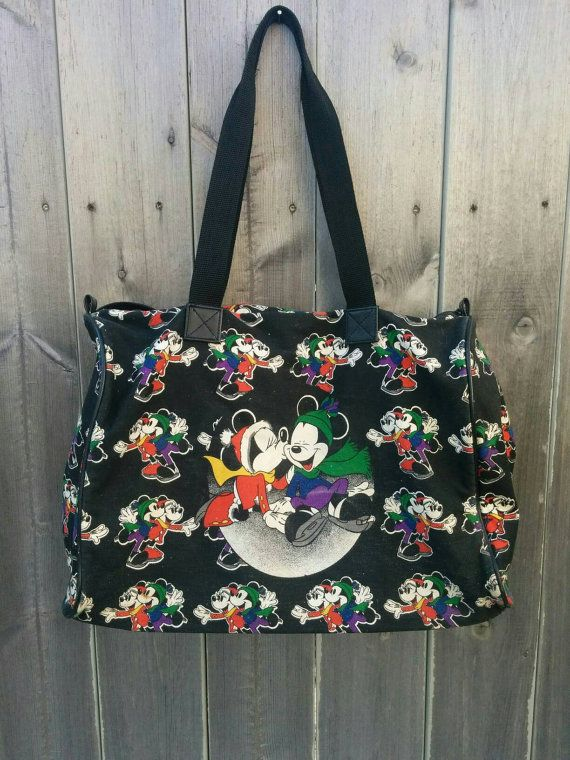 Check out this item in my Etsy shop https://www.etsy.com/listing/269405205/90svintage-mickey-mouse-mini-mouse-snow