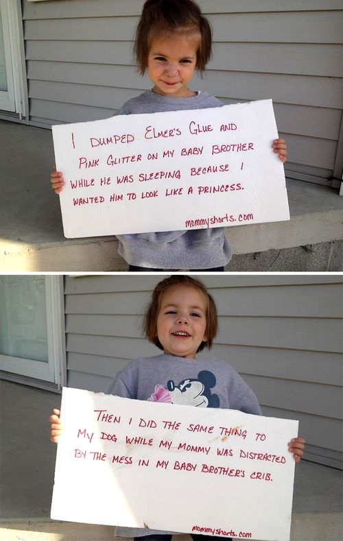Baby Shaming: Funny when done responsibly