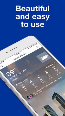 The Weather Channel App for iPhone is your best option for accurate forecasts and timely local weather alerts. Make confident decisions this fall, whether you are planning for the day, the entire week or the next 15 days!   #Weather #ios #iosapp #weatherforecast #weatheralert #Appstore