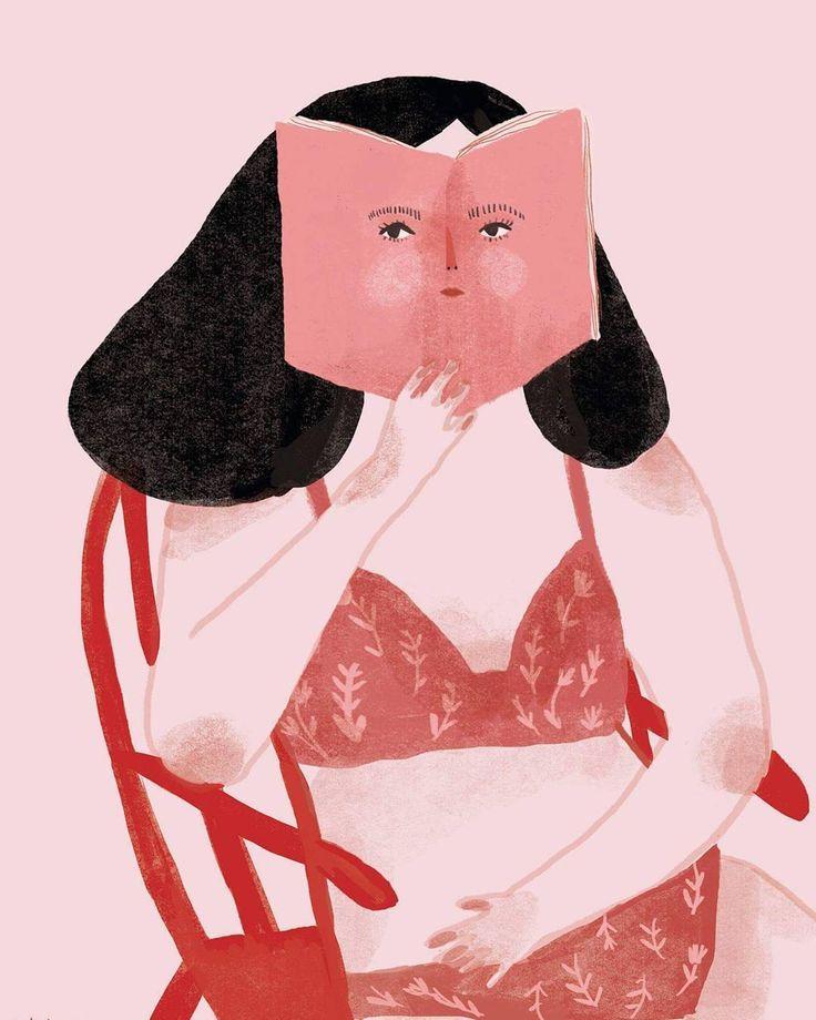 Dreamy illustrations by Camila Ortega