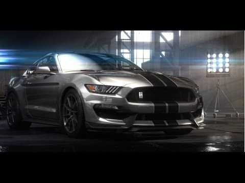 2016 Shelby GT350: Top-Performance Ford Mustang Charges Out