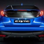 The same characteristic also is found in Honda  Civic EX too.