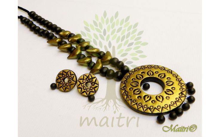 Exclusive Terracotta Sets & Necklaces