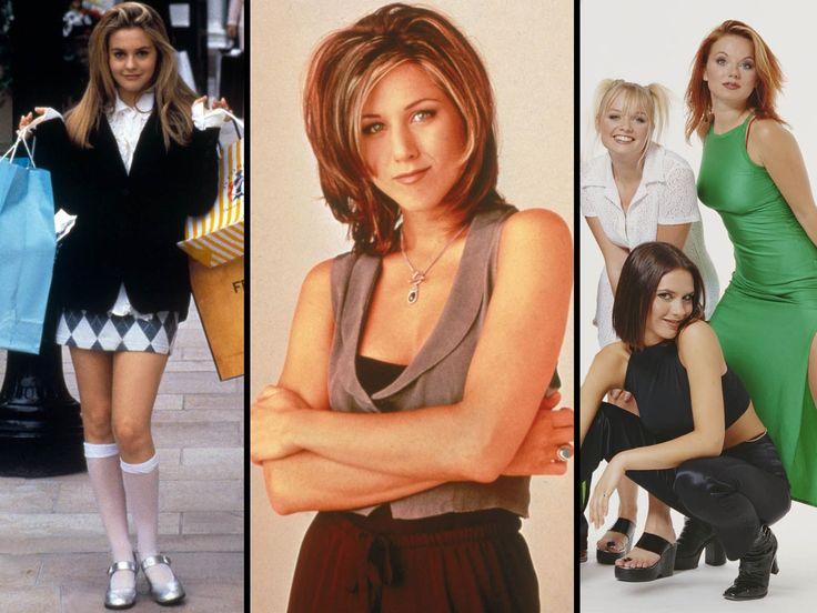 De Jennifer Aniston aux Spice Girls, retour sur ces stars qui ont influencé la mode dans les années 90.