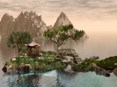 63 best asian landscape art images on pinterest asian landscape