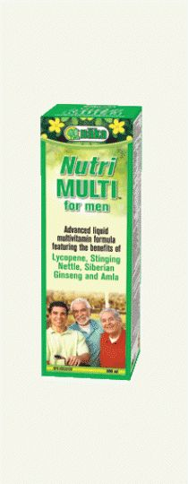 Naka Nutri Multi for MenGet all of your vitamins, minerals and antioxidants in just one great product! Naka's premium quality Nutri MULTI for Men is the latest innovation in liquid vitamin and mineralsupplements and it features the added health benefit of antioxidants.