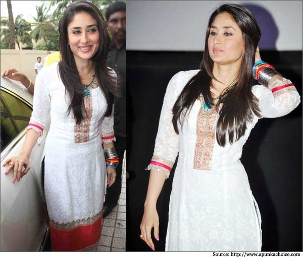 #Kareena's attachment with the accessories is one of the most striking features about her fashion sense in the movie.
