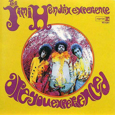 Jimi Hendrix Experience Are You Experienced – Knick Knack Records