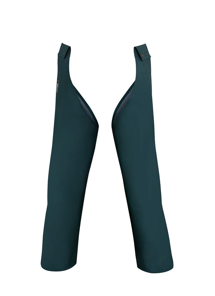WATERPROOF TROUSERS LEGS Model: 507 The protective legs need to be attached to belt with snaps. The product has been been made on waterproof fabric Plavitex. It's a good protection against water. High frequency welding makes seams stronger. The product conforms to EN ISO 13688 and EN 343 standards.