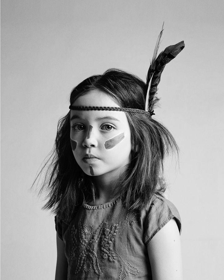 Serie mode : comme une indienne | MilK - Le magazine de mode enfant