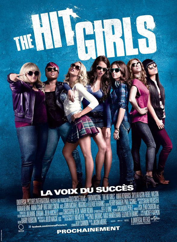 The Hit Girls / Pitch Perfect : Love this one !