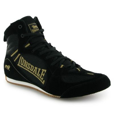Lonsdale boxing boot 25f