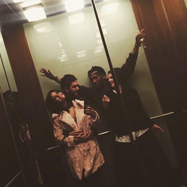 "Selena Gomez and Rumored Boyfriend Zedd Spotted Getting ""Cozy"" During Night Out With Zac Efron  Selena Gomez, Instagram"