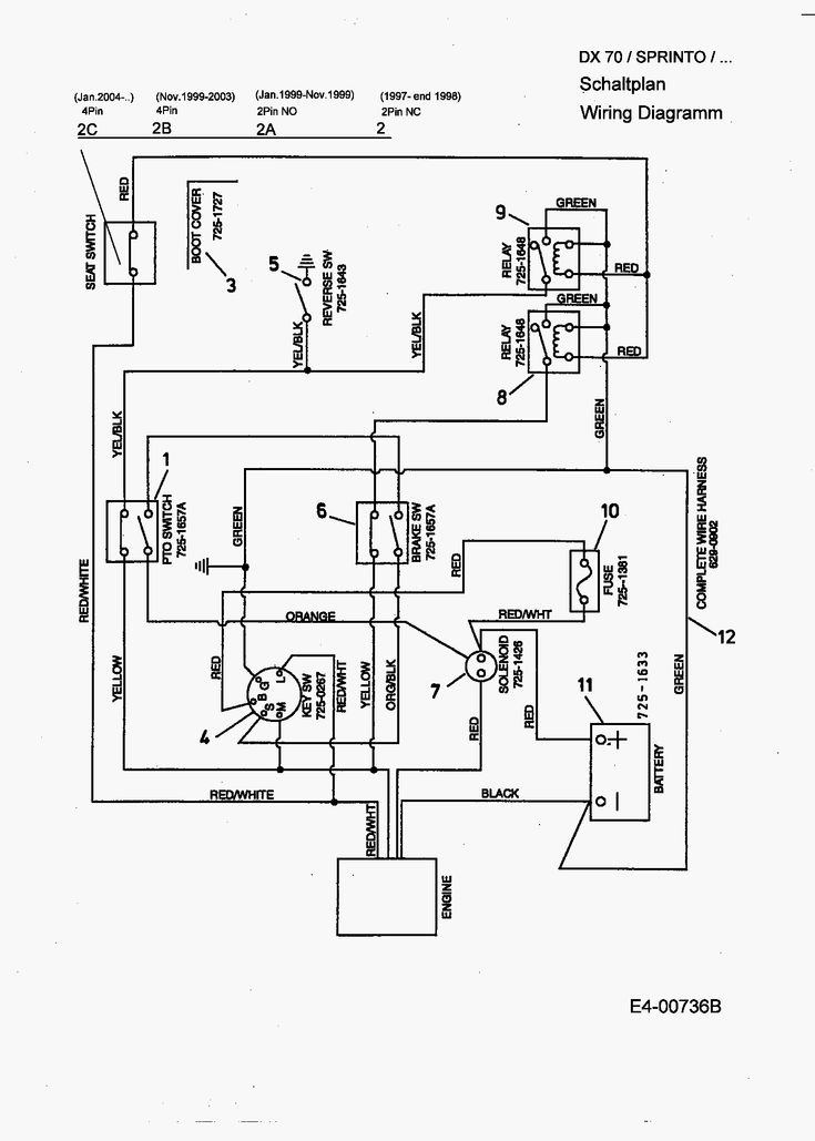 wiring diagram mtd lawn tractor wiring diagram and by wiring diagram for mtd yard machine get